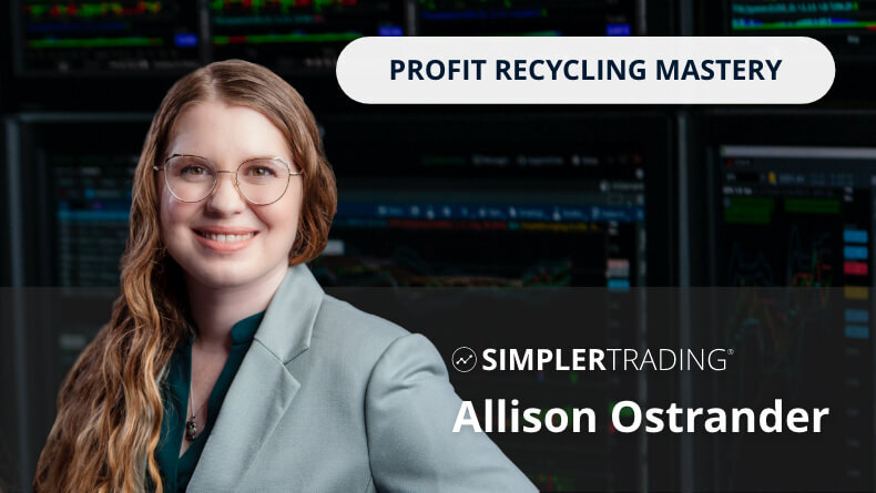 Allison Ostrander Profit Recycling Mastery video card