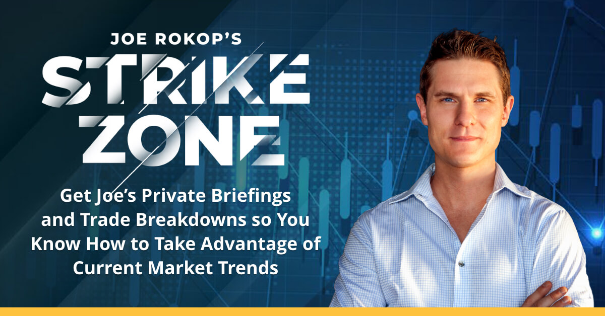 Joe Rokop-StrikeZone Newsletter