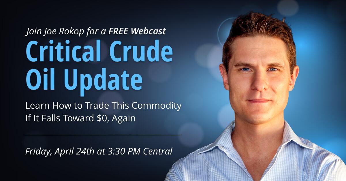 Joe-Critical-CrudeOil-Update